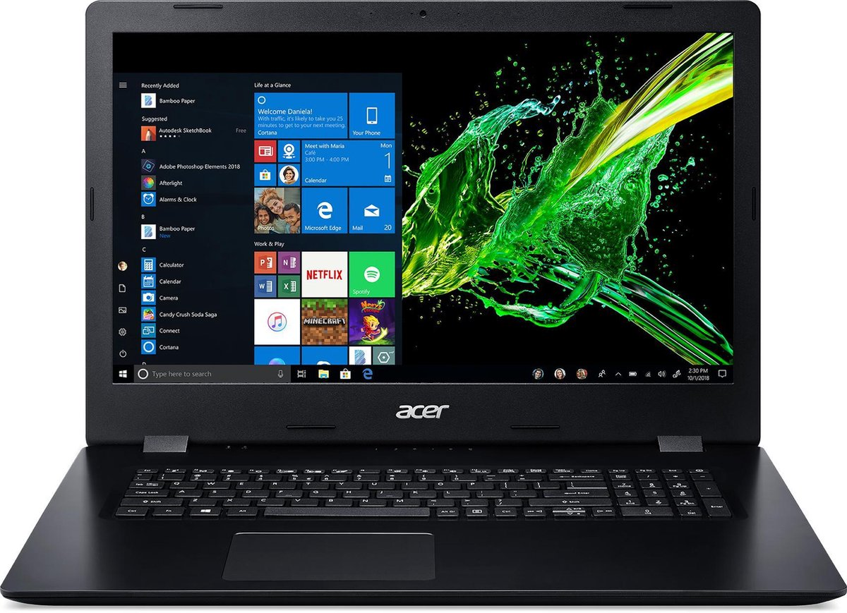 Acer Aspire 3 A317-51G-76LZ – Laptop – 17.3 Inch