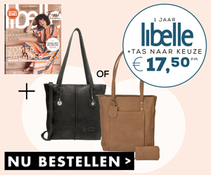 Libelle abonnement met tas van Burkeley of SoDutch