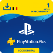 PlayStation Plus 1 mois