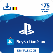 PlayStation Store Card€75