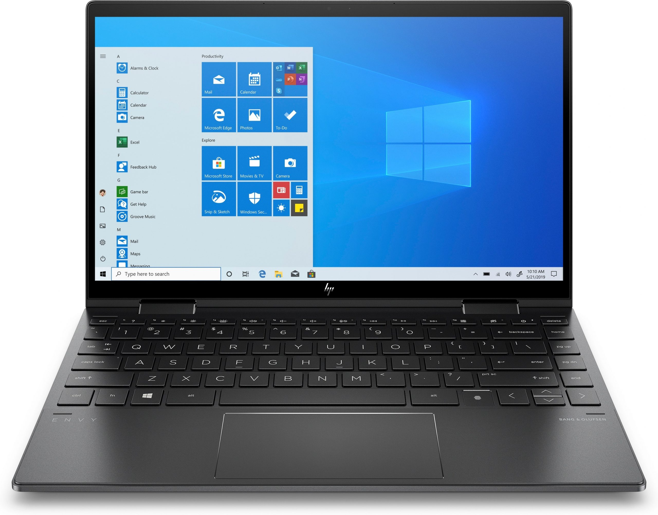 HP ENVY x360 13-ay0001nd 2-in-1 laptop – 13 Inch