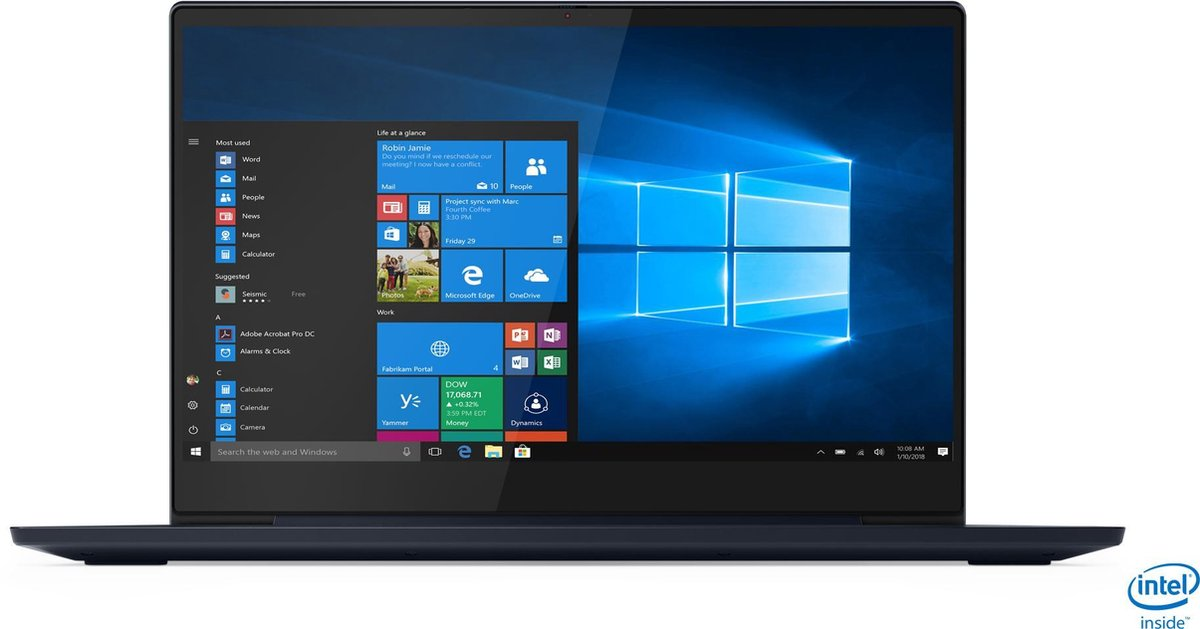 Lenovo IdeaPad S540 81NE0091MB – Laptop – 15.6 Inch – Azerty