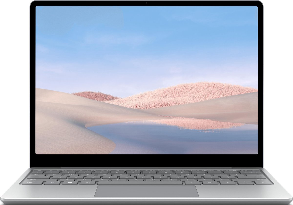 Microsoft Surface Laptop Go (2020) – Intel Core i5 – 12.45 inch – 256 GB – Platinum – Azerty